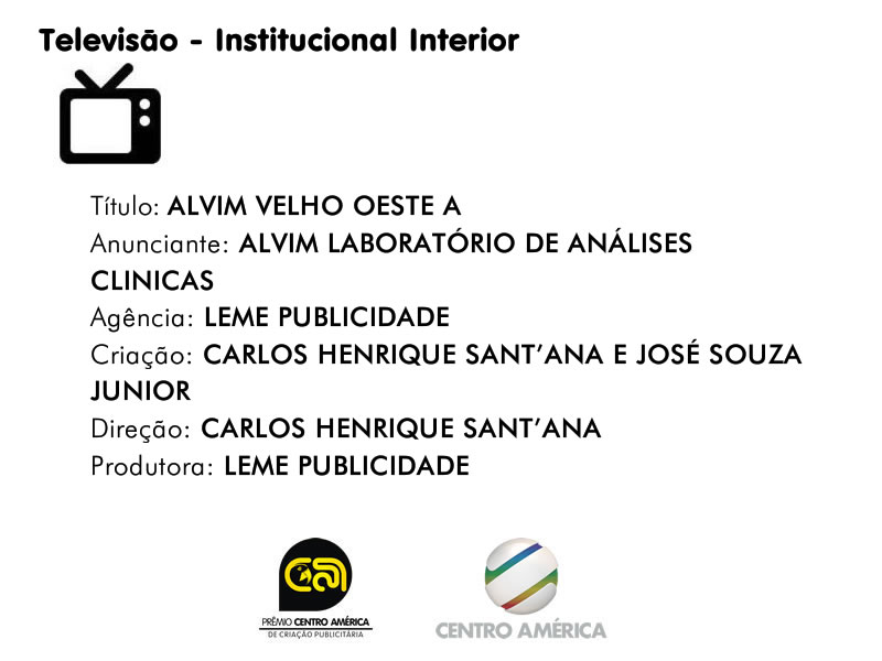 Vencedor da categoria TV Institucional Interior